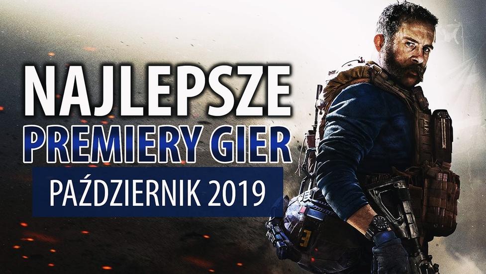 Najlepsze Premiery Gier Październik 2019 - Trine 4, Call of Duty: Modern Warfare, MediEvil
