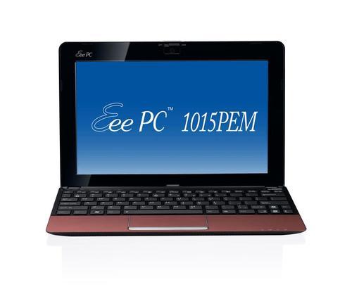 ASUS EeePC 1015PEM (czerwony)