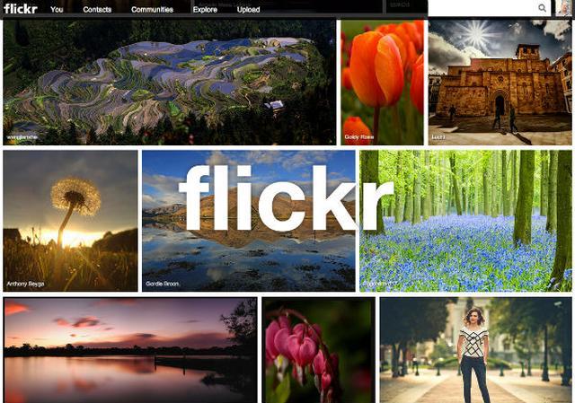 Scout - Znajdź Swoje Zdjęcia w Flickr Explorer
