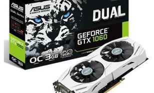 ASUS GeForce GTX 1060 3GB Dual GDDR5