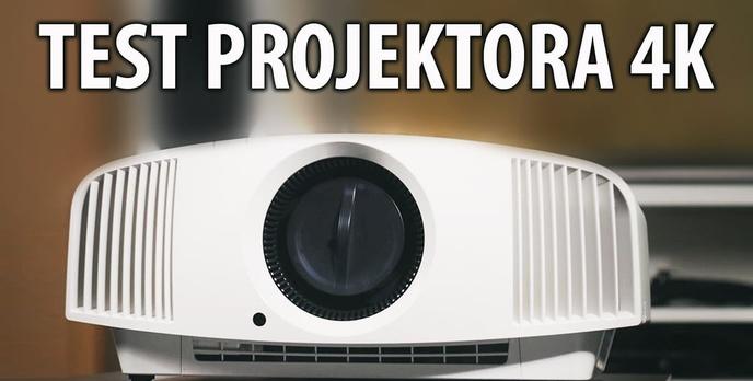 Test projektora 4K SONY VPL-VW270 - Czy jest wart swojej ceny?