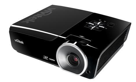 Vivitek H1086-3D – projektor do kina domowego z możliwością konwersji obrazu 2D - 3D