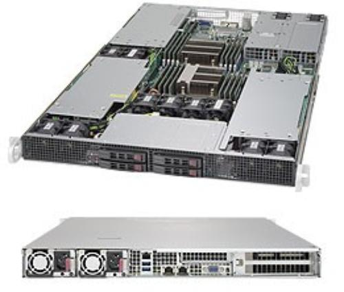 Supermicro SuperServer 1028GR-TR(T) SYS-1028GR-TR(T)