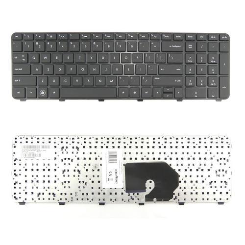Qoltec Klawiatura do notebooka HP/Compaq DV7-6000