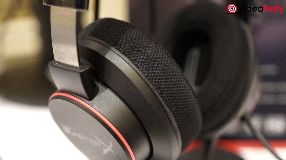 Creative SoundBlasterX H6 - wygodne nausznice