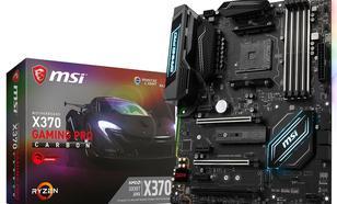 MSI H370 GAMING PRO Carbon ( LGA 1151 ; 4x DDR4 DIMM ; ATX ;