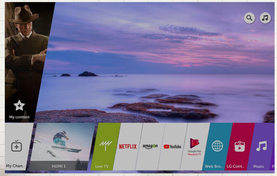 LG OLED C8 ThinQ AI