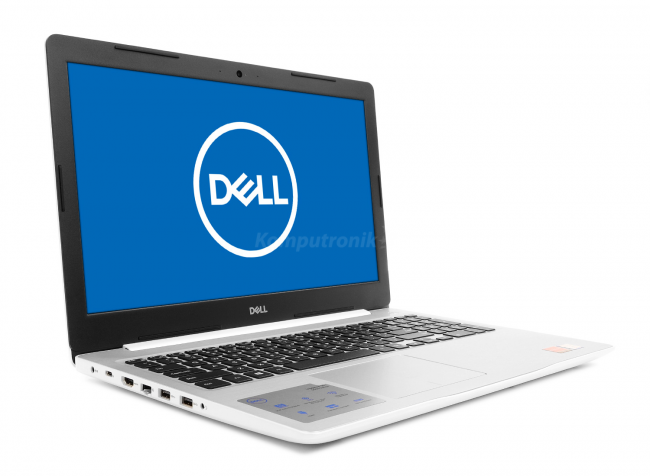DELL Inspiron 15 5570-2056 - biały - 240GB M.2 + 1TB HDD