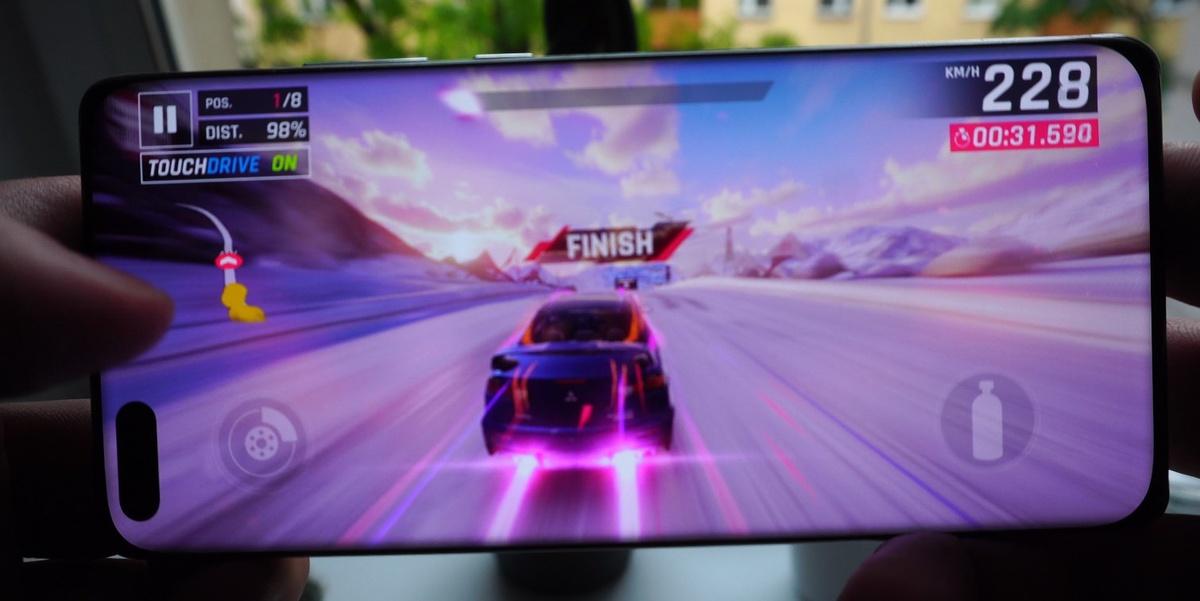Huawei P40 Pro pozwala zagrać w najnowsze gry na maksymalnych ustawieniach
