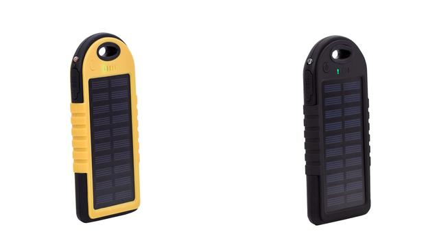 Powerbanki Solar 4000