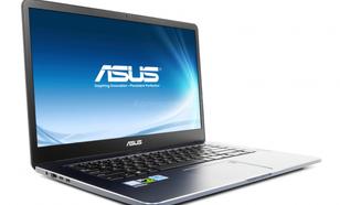 "ASUS ZenBook Pro UX550VE 15,6"" Intel Core i5-7300HQ - 8GB RAM -"