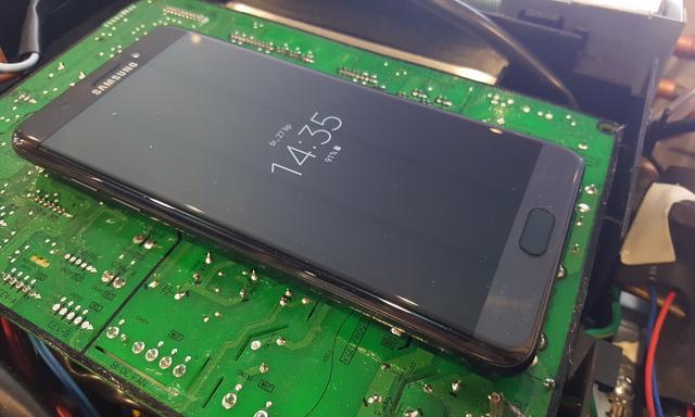 Samsung Galaxy Note 7 - Wybuchowy Phablet?