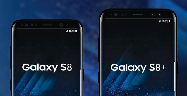 porównanieSamsung Galaxy S8 z S8 Plus