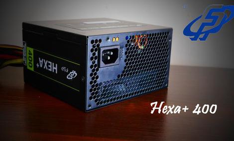 FSP Hexa+ 400 - Recenzja Test Zasilacza Komputerowego