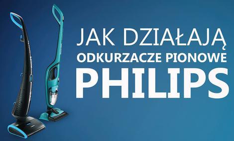 Test Odkurzaczy Pionowych Philips - Funkcje i Zastosowanie