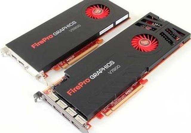 Karta graficzna AMD FirePro V3900 zapewnia najwyższej klasy wrażenia