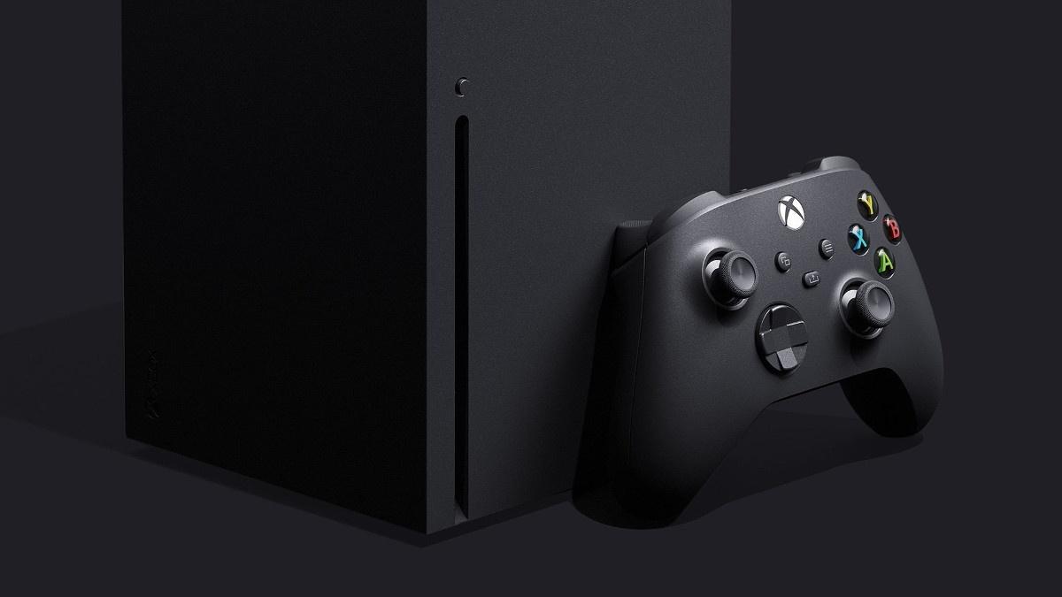 Xbox Series X oraz jego pad