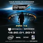 Otwarte turnieje w Counter Strike i FIFA 2013 na Intel Extreme Masters