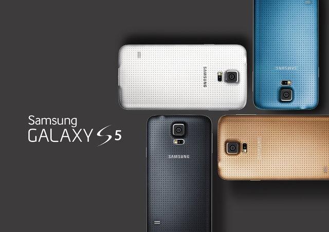 Samsung Galaxy S5 zaprezentowany!