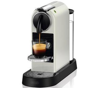DeLonghi Nespresso Citiz EN 167.W (biały) - RABAT 10% Z KODEM