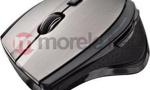 Trust Optical MaxTrack Mouse, Wireless,USB 17176