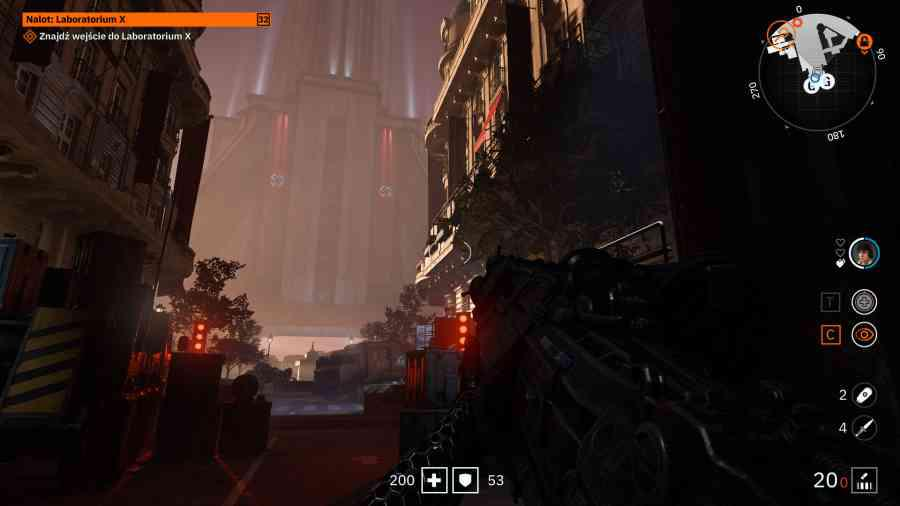 Wolfenstein: Youngblood - Mroczniejsza dzielnica Paryża