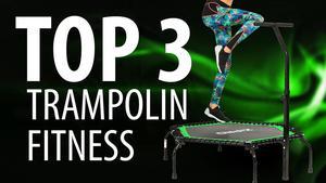 TOP 3 Trampolin Fitness - Wybieramy trampolinę do ćwiczeń