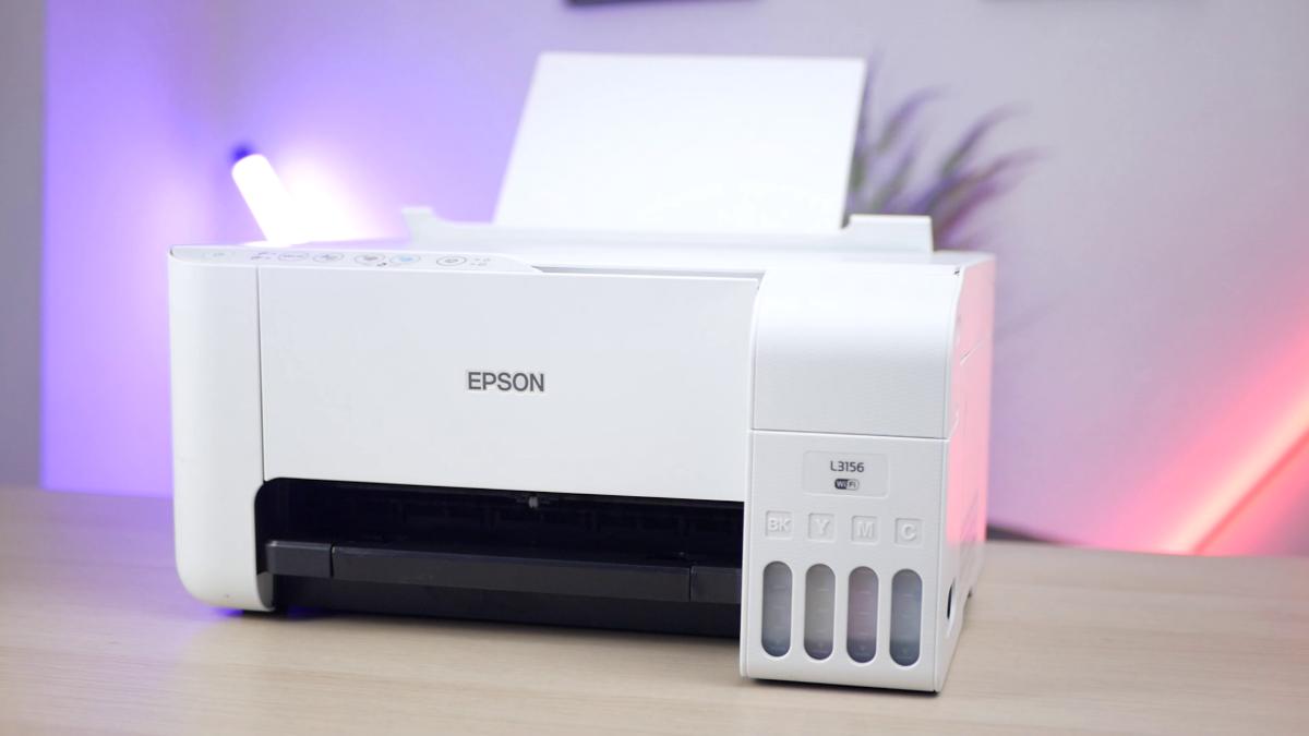 Epson L3156 od frontu
