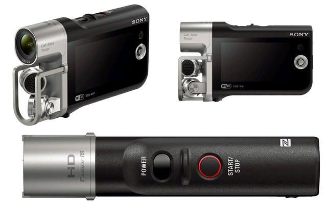 Sony HDR-MV1 Music Video Recorder recenzja