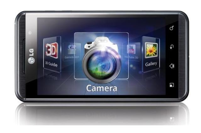 LG Swift 3D - nadciąga nowy wymiar rozrywki