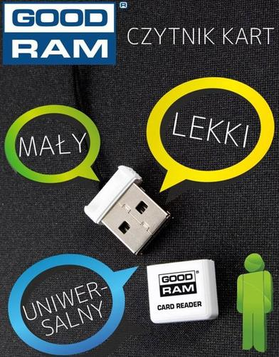 GoodRam Czytnik kart microSD microSDHC microSDXC - USB