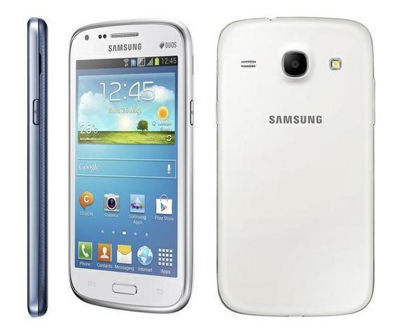 Samsung Galaxy Core fot3