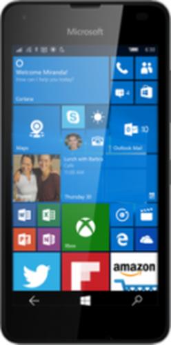 Microsoft Lumia 550 LTE 8GB Czarny (A00026239)