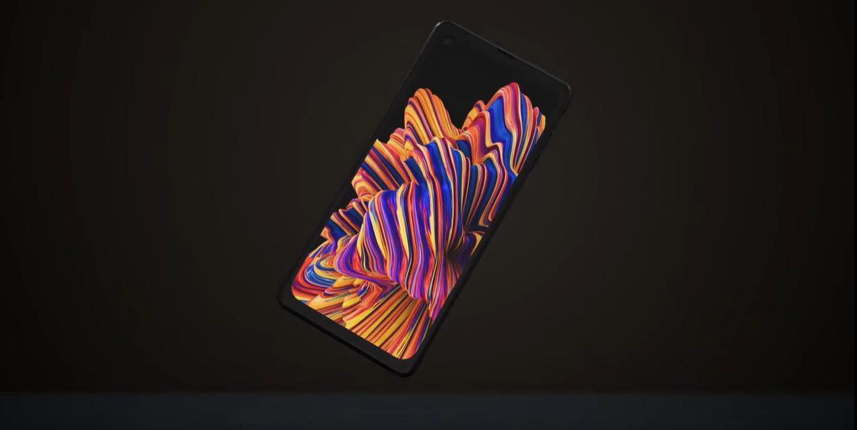 Samsung Galaxy XCover Pro może zaoferować dobry ekran