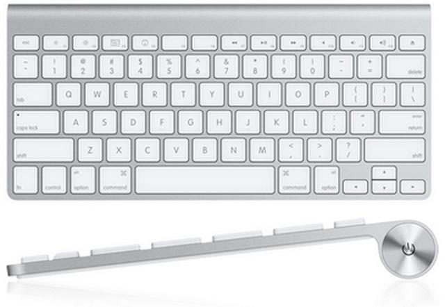 Apple Wireless Keyboard - Unboxing
