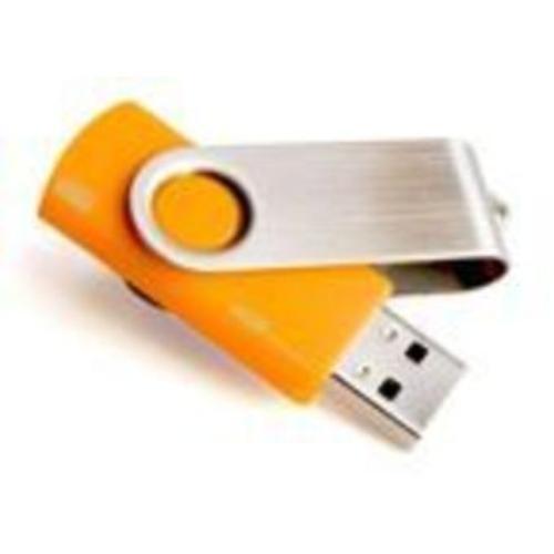 GoodRam Twister 16GB USB 2.0 Pomarańczowy