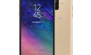 Samsung GALAXY A6 DS ZŁOTY + EKSPRESOWA WYSYŁKA W 24H