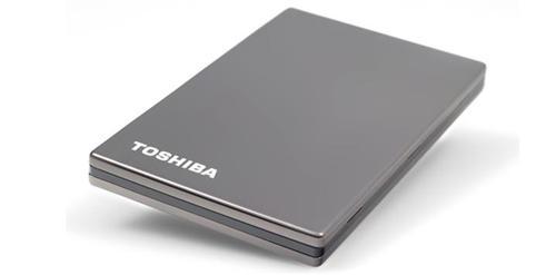 "Toshiba STOR.E Steel 1.8"" 160GB (PA4140E-1HA6)"