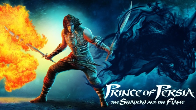 Piątkowe Granie #15 - Prince of Persia Shadow and Flame