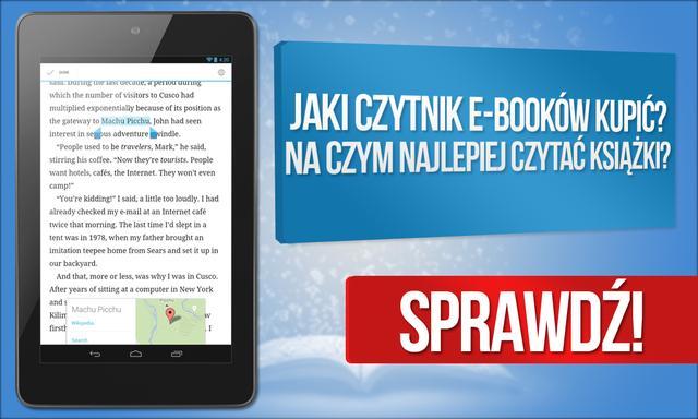 Jaki Czytnik E-booków Kupić — Na Czym Najlepiej Czytać Książki?