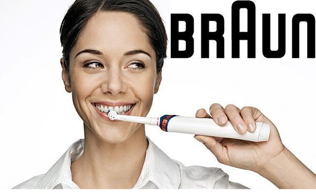 Szczoteczka elektryczna Braun Oral-B