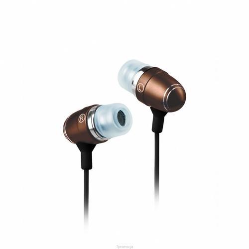 TDK Słuchawki douszne MC300 brązowe