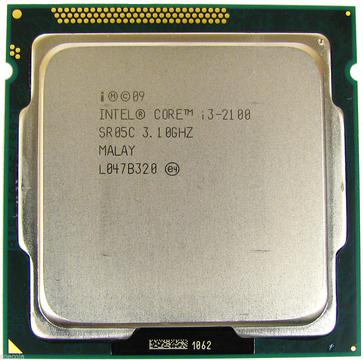 Komputer za 650 zł - Intel Core i3-2100