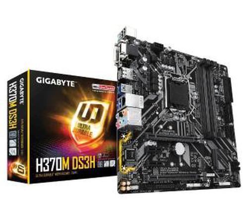 Gigabyte H370M DS3H