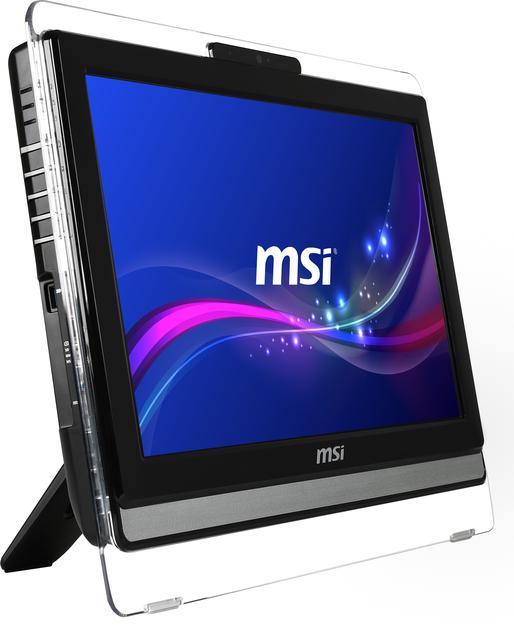 Kolejny komputer typu All-in-One, od firmy MSI już niedługo w sprzedaży
