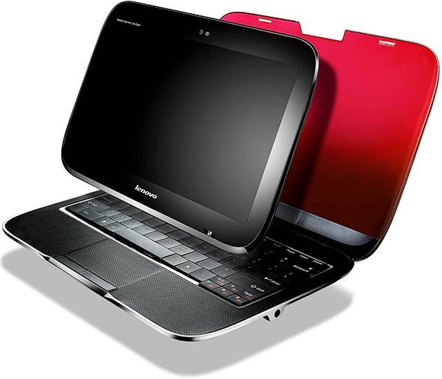 Lenovo Ideapad U1 Hybrid - najlepszy notebook na targach CES
