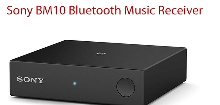 Sony BM10 Bluetooth Music Receiver