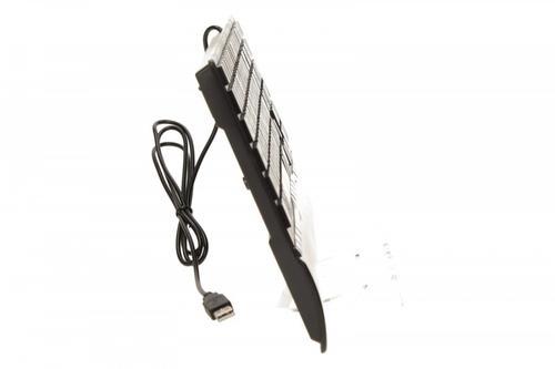 Modecom KLAWIATURA MC-9005 BLACK USB ROSYJSKA