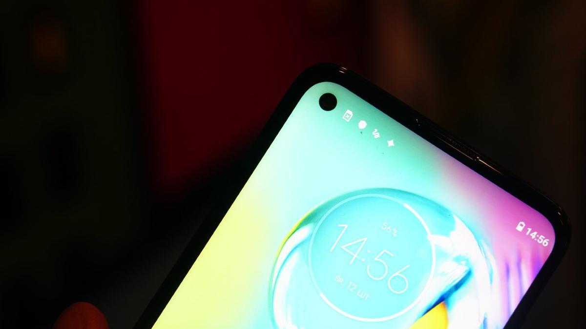 Motorola Moto G8 Power ma ekran z niewielkim wcięciem