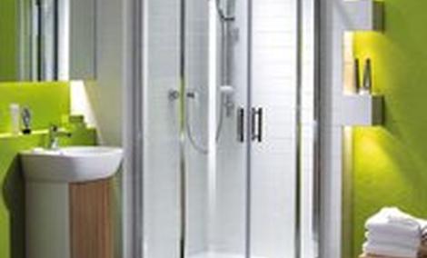Najpopularniejsze kabiny prysznicowe - ranking maj 2014